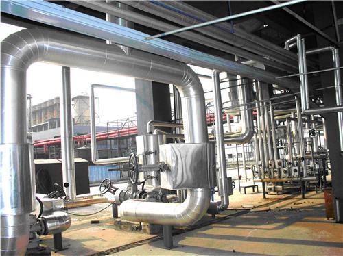 铁皮保温工程承包不锈钢设备高温管道保温施工